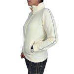 Champion Felpa Donna Felpata senza cappuccio art.113416 Comfort Fit
