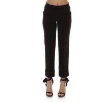RAGNO Pantalone Straight Fit con Risvolto P-E Art.d293pw