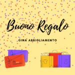 Gift Card – Carta Regalo