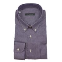 CASSERA Camicia 100% Cotone Art. Fabi MOD.Style col.03 Microfantasia