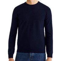 Ragno Maglia Pullover Girocollo 100% lana merino art.u292m9