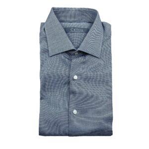 CASSERA Camicia 100% Cotone Art. Caneri MOD. Style col. Grigio/Jeans