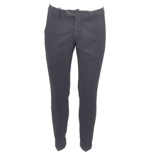 Moro Pantaloni Stretch A/I Art.ml2044 Ferro