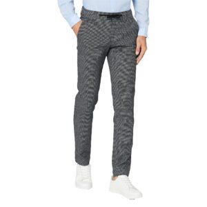 Bugatti pantaloni uomo stretch