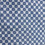 CASSERA Camicia 100% Cotone Art. Fattivo MOD. Master Azzurra Microfantasia