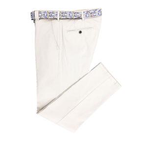 Meyer Pantaloni Stretch MOD.Rio 3117 col.05 Ghiaccio P/E