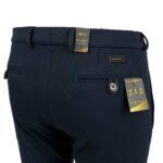Bugatti pantaloni stretch tessuto FLEXCITY art.66810-4096